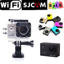 HD WIFI Wireless SJ4000 Waterproof Sports DV 1080P Video Action Camera Camcorder