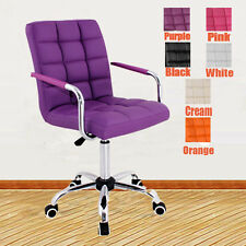 New  Executive Premium PU Faux Leather High Back Chair Office Computer Chair