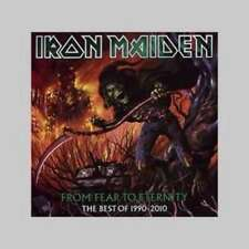 IRON MAIDEN FROM FEAR TO ETERNITY THE BEST OF 1990 2010 CD X 2 NEW