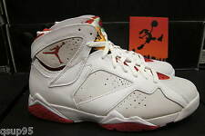 Nike Air Jordan VII Retro 7 Hare Bugs Bunny Hares Red White 304775-125 3Y-13 New