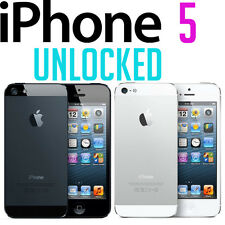 Apple iPhone 5 16GB 32GB UNLOCKED Excellent Condition Mobile Phone Smartphone