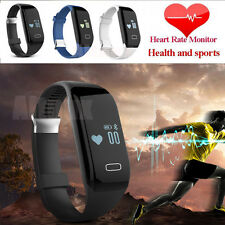 H3 Bluetooth Super Smart Wrist Watch Bracelet Heart Rate Monitor For iOS Android