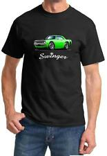 1970-71 Dodge Dart Swinger Muscle Car Classic Design Tshirt NEW