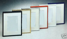 Metal Picture Frame 45 x 30  Oversize Complete