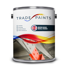 Water Based Anti Corrosion Red Oxide & Grey Oxide Bare Metal Primer Paint