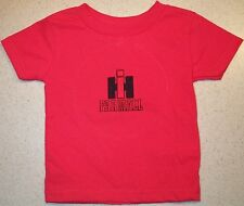 Infant/Toddler IH Farmall Embroidered T-shirt (7 colors)
