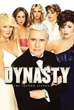 Dynasty - The Complete Second Season (DVD, 2007, Multi-Disc Set)