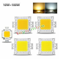 New 10W 20W 30W 50W 100W LED SMD Chip Bulb Bead High Power for Flood Light Lamp