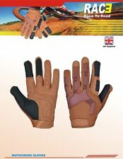Motocross Cycling Armoured Full Finger Paintball Tactical Airsoft Hunting Gloves