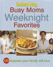 Southern Living Busy Moms Weeknight Favorites (22475), HC Cookbook