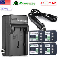 NB-2LH NB2L Battery For Canon Rebel XT XTi EOS 350D PowerShot S30 G9 & Charger