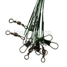 Fishing Wire Leaders Stainless Steel Strong Tough Fish Assorted Bulk Supply