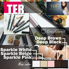 TER Matte Waterproof Gel Liner Aoto Pencil Liner Eye Makeup Cosmetic Tool 5 Colo