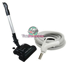 30' or 35' Deluxe Central Vacuum Kit w/Hose, Power Head & Wand For Kenmore