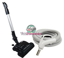 30' or 35' Deluxe Central Vacuum Kit w/Hose, Power Head & Wand For Nutone
