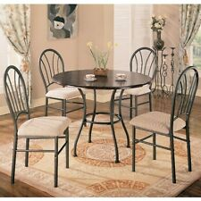 Coaster Furniture 5 Piece Dining Set Collection - Two to Choose from
