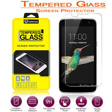 Anti-Scratch HD Clear Premium Real Tempered Glass Screen Protector Film for LG
