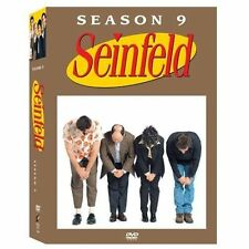 New: SEINFELD - The Complete Ninth Season (4-Disc Set!) DVD