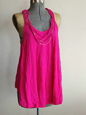 LORNA JANE BEAUTIFUL SINGLET INSPIRED FOR TENNIS AND YOGA CHOOSE SIZE *** NWT