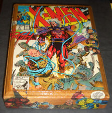 Custom Handcrafted to Order Recycled Comic Book Cigar Box, GroomsmenGifts