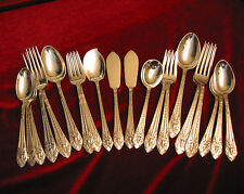 Marquise Silverplate Vintage 1847 Rogers Flatware Forks or Spoons Your Choice