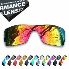 TAN Polarized Lenses Replacement for-Oakley Batwolf Sunglasses-Multiple Options