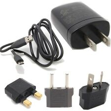 wall charger+usb cable for Htc S720T S610D Mytouch 4G 3G Slide