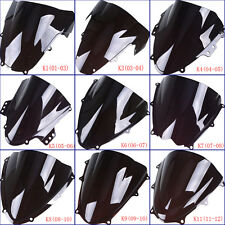Motorcycle Windscreen Windshield Wind Deflector For Suzuki GSXR600/750/1000/750F