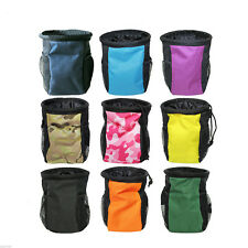 8 Colors Pet Pouch Snack Carrier Training Food Treat Waist Bag for Cat Dog Puppy