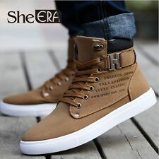 Men's Casual Shoes Sneakers Rubber Fashion Breathable Shoes Warm, 4 Colors
