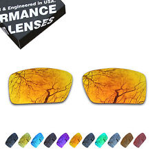 TAN Polarized Lenses Replacement for-Oakley Gascan Sunglasses-Multiple Options