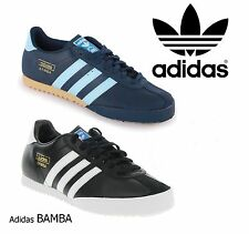 New 2016 Adidas Originals Bamba Mens Casual Retro Trainers Shoes SIZE 7-12 UK