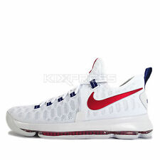 Nike Zoom KD 9 EP [844382-160] Basketball USA Olympics Kevin Durant White/Red