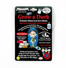 GROW YOUR OWN DORK - CAN GROW UP TO 600% ITS SIZE FUNNY GIFT