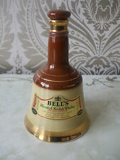 Vintage Retro Wade Bells Whisky Bell shaped Bottle Decanter