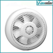 HCM Window Exhaust Fan | Bathroom or Kitchen Ventilation Fan