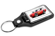 Monkees GTO Muscle Car-toon Key Chain Ring Fob NEW