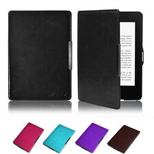 New Premium Smart Leather Case Cover Bag for Amazon Kindle Paperwhite