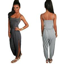 New Sexy Women Ladies Bodycon Playsuit Romper Trousers Clubwear Jumpsuit S8A7