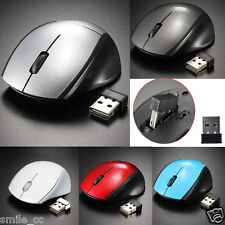 2.4GHz 2000DPI Mice Optical Mouse Cordless USB Receiver PC Wireless Mini Mouse