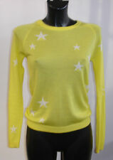 CHINTI AND PARKER SILK CASHMERE STAR SWEATER BNWT