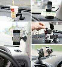 Car Universal Windscreen Suction Mount Holder Cradle Stand For Mobile Phone GPS