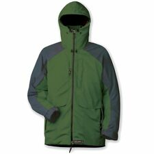 Paramo Alta 2 Waterproof Jacket - Fir Green/Dark Grey