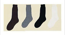 Boys  Dress Socks - Assorted  Colors Sizes: S-M-L  12 Pairs Lot ( 00020C  ^)
