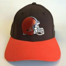 New Era NWT NFL Cleveland Browns Draft 39THIRTY Metallic Applique Logo Cap Hat