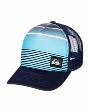 NEW QUIKSILVER™  Mens Striped Out Trucker Cap Hat Headwear MORE COLOURS AVAIL