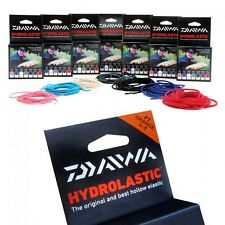 DAIWA HYDRO ELASTIC. MULTI CHOICE LISTING. WORLDWIDE POSTAGE AVAILABLE.