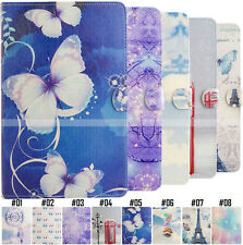 Fashion Cute Leather Stand Folio Card Slot Protector Case Cover For Apple iPad