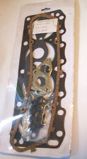 FORD Escort Mk2 Sports 1300 1600 Head Gasket Set X Flow OHV with Weber Carbs