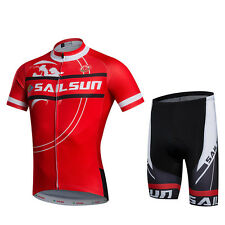 Cycling jersey 2016 summer bicycle ropa ciclismo hombre mtb bike Bib sport Red